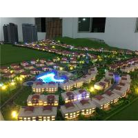 China 1/300 Scale Real Estate Development Model For Villas Size 2.6x2.0m for sale
