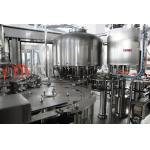 PET bottle mineral water filling machines bottling line equipment with Plastic Screw Cap
