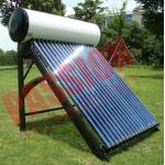 China High Pressure Pressurized Thermal Solar Water Heater 200 Liter Easy Maintenance for sale