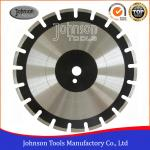 China 4-32 High Speed Green Concrete Saw Blade , Circular Saw Concrete Blade for sale