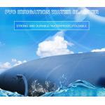 0.7mm Thick 30000 Liters PVC Tarpaulin Water Bladder Tank