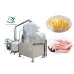 China 200kg Input PLC Control Vacuum Fryer Equipment Low Oil Content 75-110℃ WIth Oil Filter Tank for sale