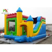 Customized Kids Inflatable Jumping Castle School Rental 1 Year Warranty for sale