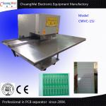 Mini Robust Simple PCB Cutters PCB Depaneling Equipment For Led Lighting for sale