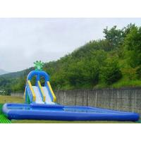 2014 Commercial Inflatable Water Park Kids Inflatable Pool with Slide for Outdoor Using for sale