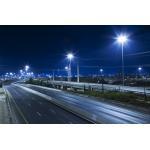 90W High Power Led Street Light 140LPW, IP66, PHILIPS LEDs,  IK08 50000H Life Span CE RoSH Approval for sale