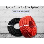 Non Toxic Solar System Cable 4mm2 Deformation Resistant At High Temperature XLPE