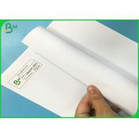 FSC Certified Uncoated Woodfree Paper , 45gram To 80 Gram Offset Printing Bond Paper Newspaper Sheet for sale