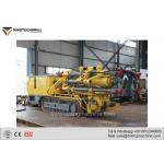 Boxhole Crawler Cutting Groove Raise Boring Machine With Upward Drilling for sale
