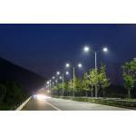 120W High Power Led Street Light 140LPW, IP66, PHILIPS LEDs,  IK08 50000H Life Span CE RoSH Approval for sale