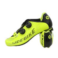 Durable Carbon Specialized Road Cycling Shoes Geometry Design Body High Pressure Resistance for sale
