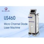 High End Salon Use Super Cooling Microchannel Diode Laser 808 Hair Removal Machine for sale
