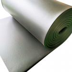 100kg/M3 NBR Rubber Foam Insulation Sheet 40mm Thickness for sale