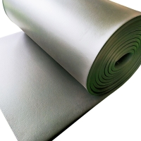 20mm NBR PVC Waterproof Insulation Rubber Sheet Closed Cell for sale