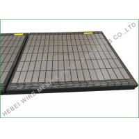 Mi Swaco MD2 Shale Shaker Screen , 622 x 655mm Vibrating Screen for sale