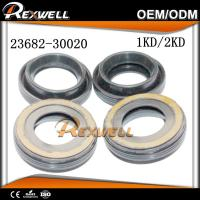 Rocker Tappet Cover Gasket Oil Seal For Toyota 1KD Hilux KUN26 Prado KDJ120 KDJ150 Spare Parts 23682-30020 for sale