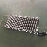 High Exchanger Finned Refrigeration Evaporator Unit In Cold Storage With Aluminium Tube And Fin for sale