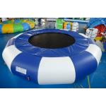 PVC Material Inflatable Water Trampoline For Family Use for sale