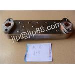 Automobile Engine Parts Oil Cooler Core For HINO J05C J05E Auto Parts for sale