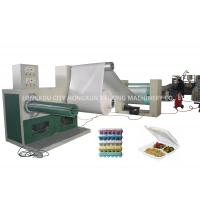 Foam Sheet Disposable Food Box Machine By Wind Or Water Cooling ISO9001 for sale
