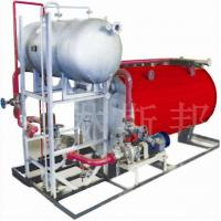 China Electric Thermal Hot Oil Boiler For Metal / Construction , High Temperature for sale