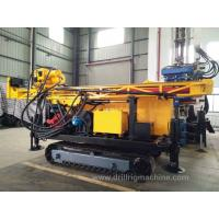 China Drilling Depth NQ800m Surface Diamond Crawler Mounted Core Exploration Drill Rig supplier