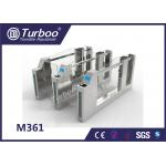 Multiple Control Modes Optical Barrier Turnstiles With Various Interfaces for sale