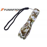 CREE T6 Camouflage Zoom LED Flashlight for sale