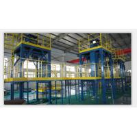 China DCS-1000 High Degree Of Automation Big Bag Packing Machine , Industrial Bagging Machine for sale