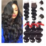 Healthy Unprocessed 100% Brazilian Virgin Hair / Yetta Hair Body Wave for sale