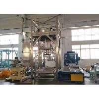1000kg Per Bag Fertilizer Paste Material Ton Bulk Bag Auto Weighing Packing Machine