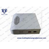China Mobile Phone Hidden Jammer Shielding Radius 15m GSM CDMA DCS Frequency for sale
