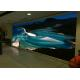China P2.6mm carbon fiber super lightweight indoor advertising led display video wall / 2.6mm pixel pitch indoor led screen for sale