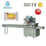 Semi Automatic Bread Packaging Machine biscuit Cake packing Machine for sale