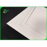 1.2mm 1.5mm 1 Side Coated FBB Cardboard White Back For Photo Frame High Bulk for sale
