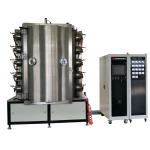 Ceramic Vase and Pot PVD Coating Equipment, Ceramic Tile TiN Gold Vacuum Plating Machine, Ceramic Silver PVD Coating for sale