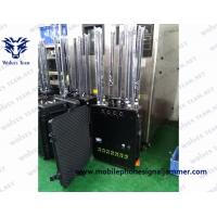China Outdoor UAV/anti- Drone Signal Jammer WIFI 2.4G /5.8G GPSL1-L5 433MHz Jamming rang up to 3000m for sale