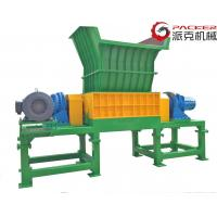China Optional Size Double Shaft Shredder Blade Shafts Auto Reverse Industrial for sale
