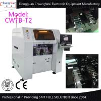 High Precision ±0.05mm TPJ 1408 High Speed Sticker Machine For LED for sale