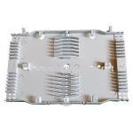 Square Fiber Optic Cable Accessories 12 / 24 Fibers Dimension 160 X 106 X 10mm for sale