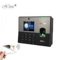 China Biometric Attendance Access Control System With Free Software And Camera for sale
