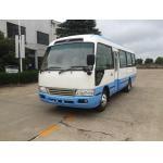 China Custom Made Coaster Minibus With CE , Tourist Passenger Cars for sale