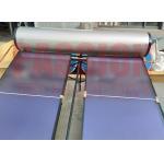 China 150L / 200L / 250L / 300L Pressurized Solar Water Heater Blue Film Solar Geysers for sale