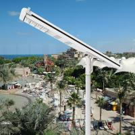 China Integrated Led Solar Street Light 8000 Lumen LiFePO4 Battery 120W Aluminum Alloy Body for sale