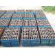 Better Toughness High Mn Mill Steel Liners Casting For Cement Mill / Coal Mill for sale
