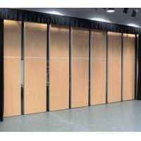 Function Room Operable Walls Folding Partition Doors Soundproof Acoustic Partition Walls for sale