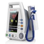 7'' Color display Vital Signs Patient Monitor S60Vista (Masimo/ Nellcor SpO2, NIBP, Quick Temp)