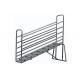 Long Slope Cattle Loading Ramp Heavy Duty Steel Frame Construction for sale