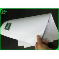 China Different Thickness White Uncoated Woodfree Paper Roll With Good Package supplier