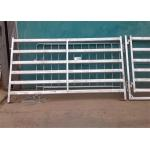 China Round tube 1.8*2.1m metal portable cattle yards removable and security For Farm for sale